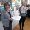 Награждение лауреатов школьной творческой декады «Пейзаж»